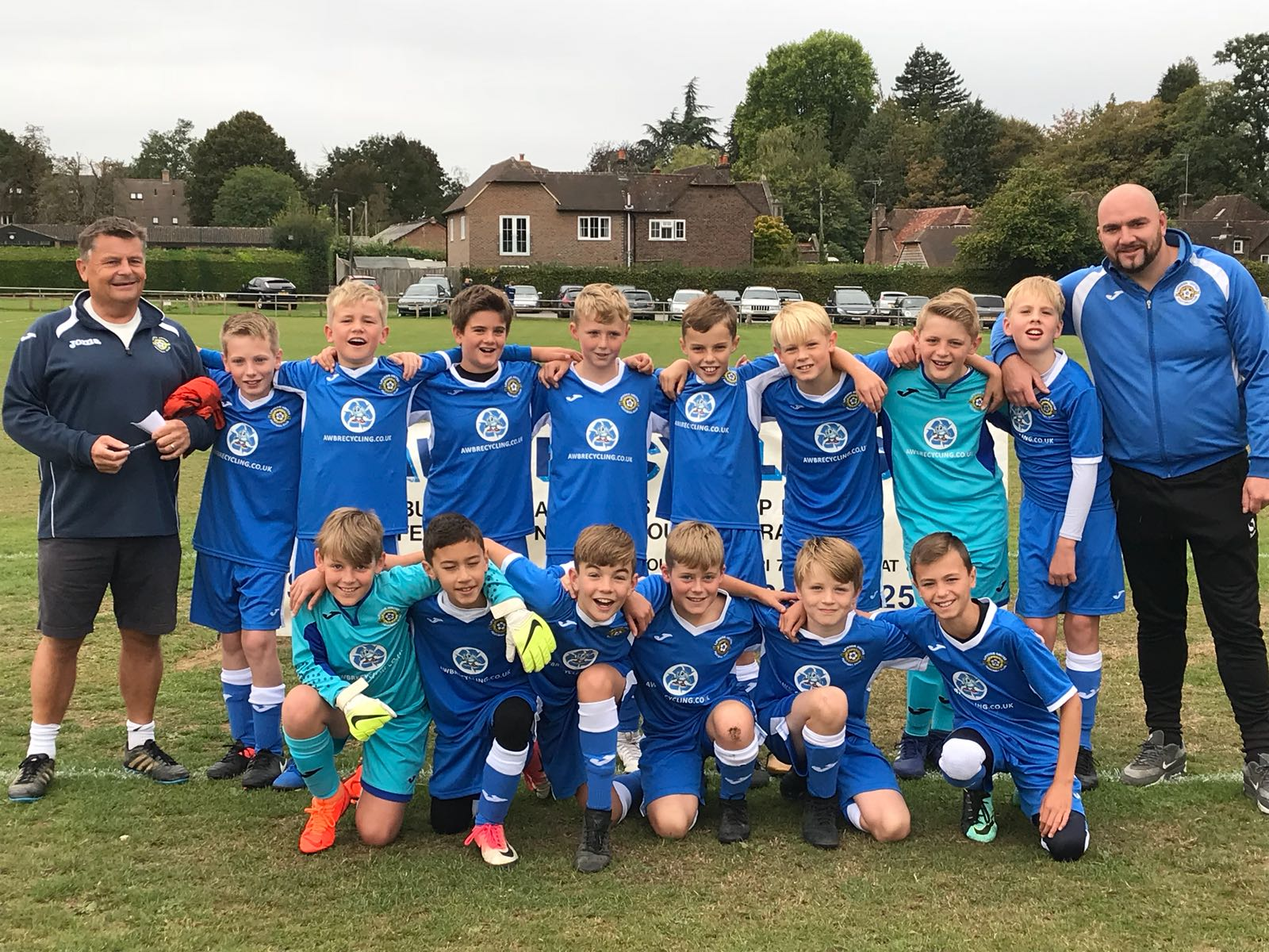 Liphook United Sharks